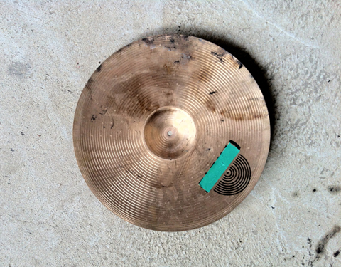 confinement cymbal